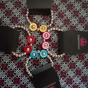 Paparazzi Girl Circle Bracelets